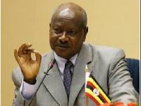 President of Ugandan,  Yoweri Kaguta Museveni