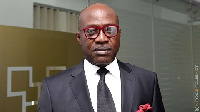 Mr. Frank Adu Jnr, Cal Bank CEO