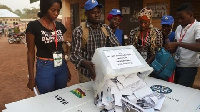More than 15 million people were registered to vote