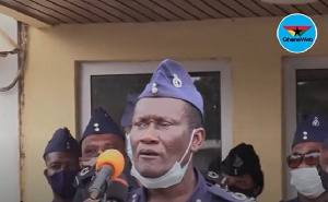 Reduce your sexual activities to save energy for election 2020 - DCOP Afful Boakye-Yiadom to police