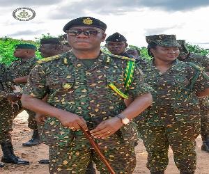 Officers undergoing counter-terrorism training