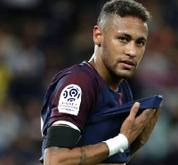 Neymar has not played for PSG since May after suffering an ankle injury with Brazil this summer
