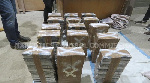 152 kgs of cocaine intercepted at Tema