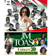Mzbel decided to organize this concert to create a platform for all upcoming & underground artistes