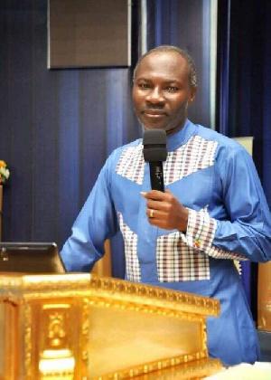 Prophet Badu Kobi Blueee