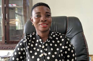 Mary Boatemaa Marfo, DCE for Sekyere East