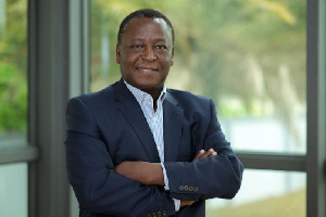 Dominic Adu is first Ghanaian CEO of the First National Bank