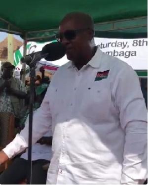John Mahama 45