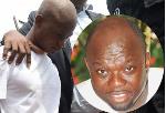 Daniel Asiedu is standing trial for the murder of J.B.Danquah Adu