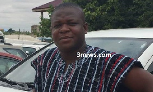 Nanumba-North District Health Director, Stephen Dadia