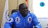 Former General Secretary, Christian Council of Ghana - Dr. Kwabena Opuni Frimpong