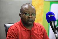 Dr Kwame Asah-Asante