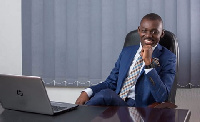 Bernard Osei-Tutu, Chief Executive Officer of Dusk Capital