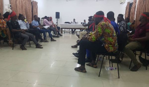 The General Assembly, University of Ghana