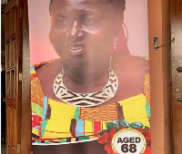 Maa Afia Konadu is regarded as one of the most respected media personalities