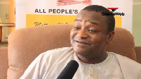 File Photo: Hassan Ayariga says the media has no role in announcing election results