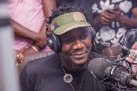 Ghanaian rapper Obibini