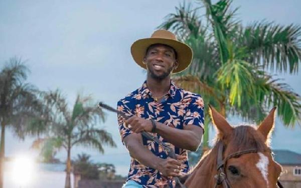 Musician Kweku Greene
