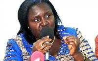 Mrs Ofori Kwafo