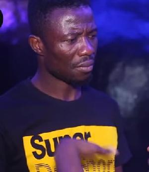 Kumawood actor Kweku Manu