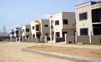 [File photo] Real estate houses