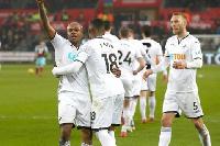 Swansea are prepared to offload Dede and Jordan Ayew