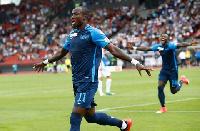 Raphael Dwamena is Ghana's fastest rising striker