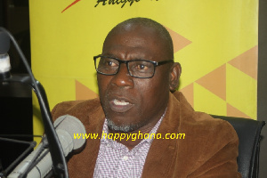 Former GFA Executive Committee member, Kojo Yankah