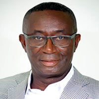 Deputy Minister for Railways Development, Andy Appiah-Kubi