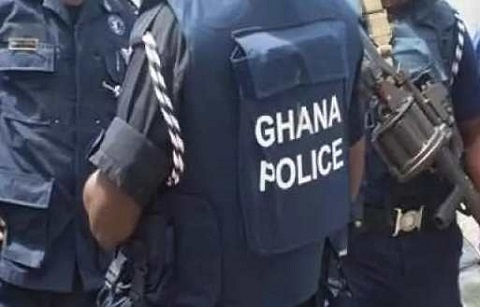 Police officers, land guards terrorize Tema Community 18 residents, kill 50-year-old woman