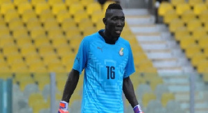Goalkeeper Richard Ofori