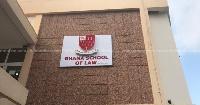 File photo - Ghana School of Law