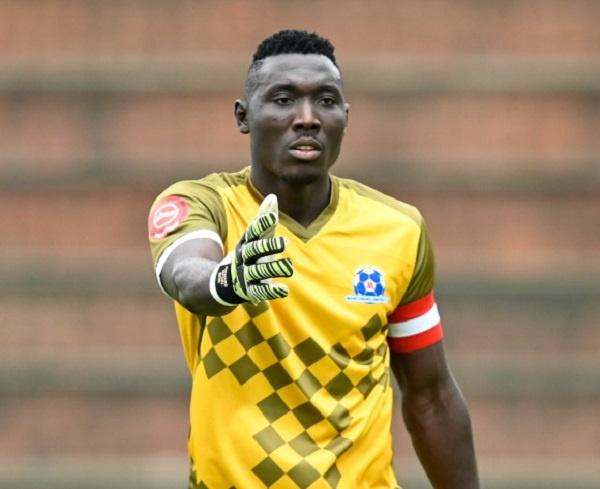 Richard Ofori eyes quick injury return ahead of 2022 World Cup qualifiers