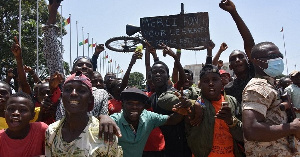 Guinea citizens jubilate over replacements