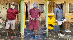 Osebor makes it to BBC with his 'fashion madness'