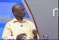 Veteran Journalist Kweku Baako said the President's firm attitude will precede him