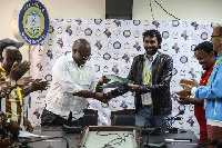 Badminton Confederation Africa has signed MoU with FASU
