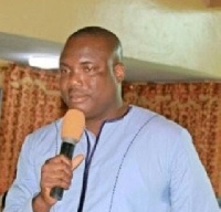 Mr Lawrence Agyekum is the Special Assistant to the Tema Metropolitan Chief Executive