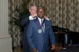 Dr. Kofi Boahene Award