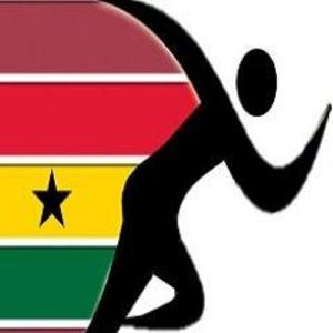 Ghana Athletics Association Logo
