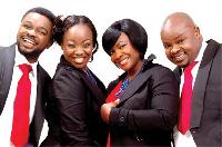 Nigerian gospel group 'Midnight Crew