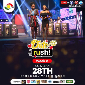 Date Rush airs on TV3