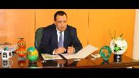Mouad Hajji, the General Secretary of CAF