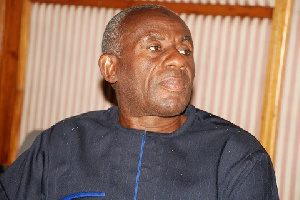 Former Minister of Works and Housing , Collins Dauda