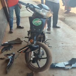 Mohammed Bondirigbum's Motor