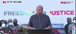 Mahama leaves press conference without stating his rejection or acceptance of Supreme Court verdict