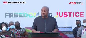 John Mahama believes the final verdict of the court comes as no surprise