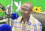 Seasoned journalist, Kweku Baako