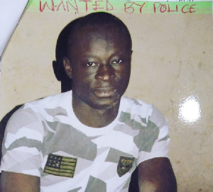 Sumaila Alhassan Is Wanted By The Police