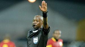 Joshua Bondo Referee